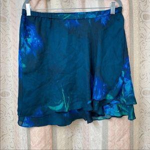 Haute Hippie Silk Boho Skirt